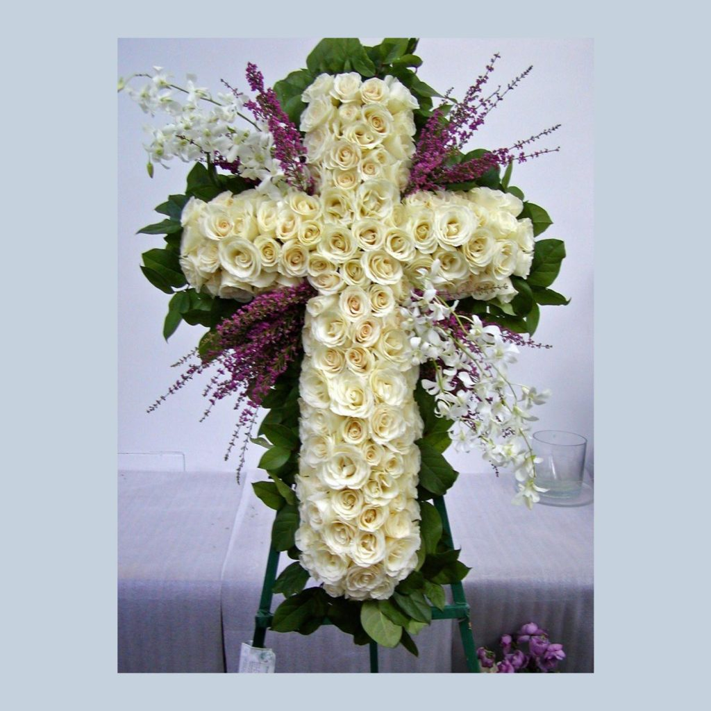 White Rose Cross